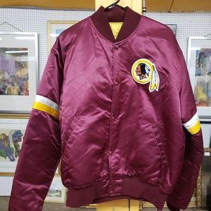 Vintage NFL Washington Redskins Satin Starter